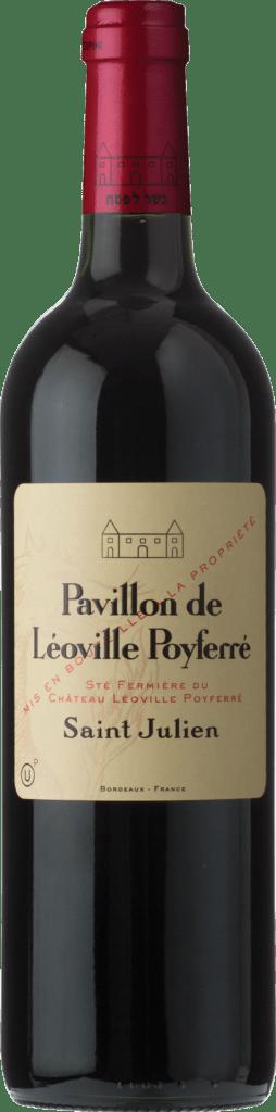 Pavillon de Léoville Poyferré - Tout sur le Vin