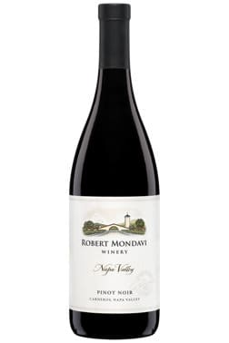 Robert Mondavi Winery Pinot Noir Carneros Napa Valley 2017