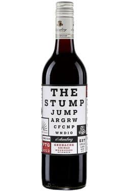 D'Arenberg The Stump Jump Grenache Shiraz Mourvèdre 2016