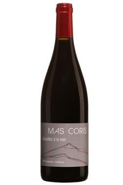 Mas Coris Languedoc-Cabrières Bouteilles à la Mer 2016
