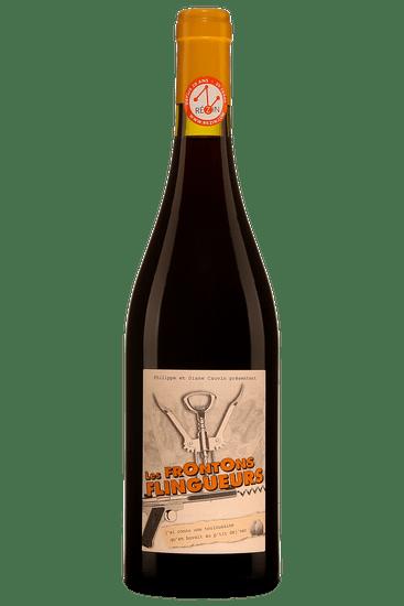 Frontons Flingueurs - Tout sur le Vin