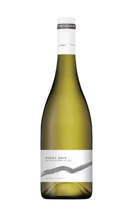 Mt Boucherie Pinot Gris - Tout sur le Vin