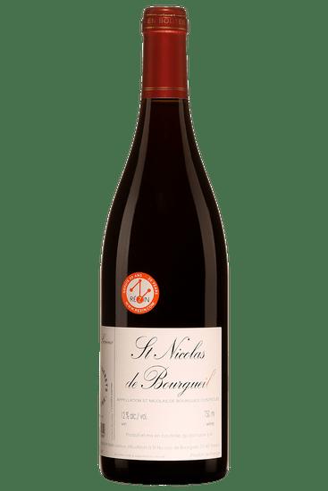 Saint-Nicolas-de-Bourgueil, Pascal Lorieux, « Les Mauguerets »