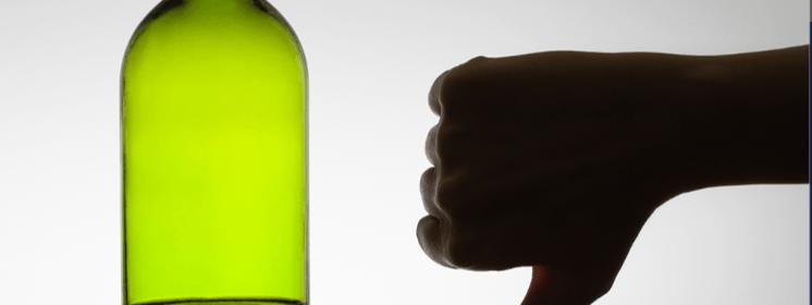 Retour de bouteille défectueuse - Tout sur le Vin