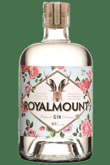 Royalmount Dry Gin - Tout sur le Vin