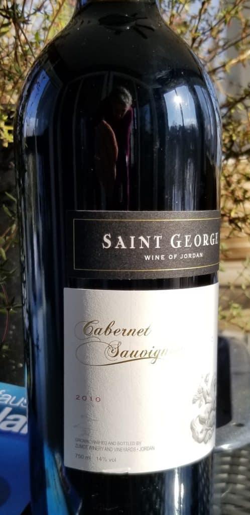 Saint-Georges- Cabernet sauvignon - Tout sur le Vin
