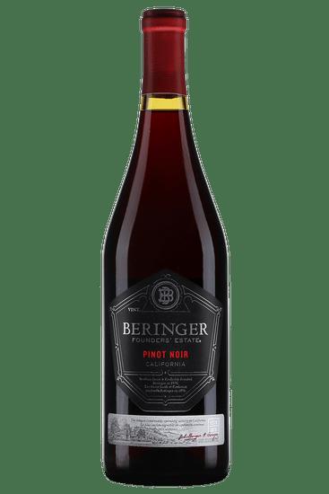 Beringer Founders' Estate Pinot Noir - Tout sur le Vin