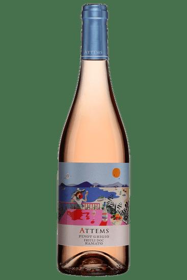 Attems Ramato Pinot Grigio 2018