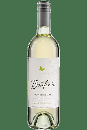 Bonterra Sauvignon Blanc Lake Mendocino County 2017