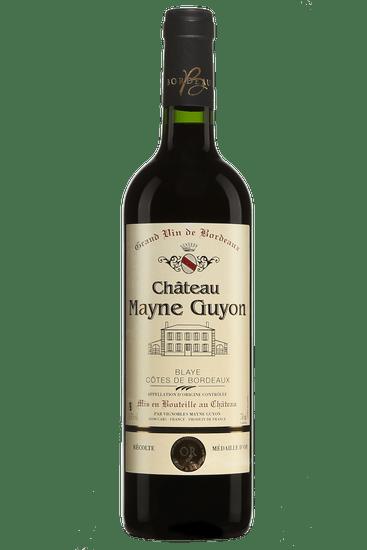 Château Mayne Guyon Blaye Côtes de Bordeaux 2016