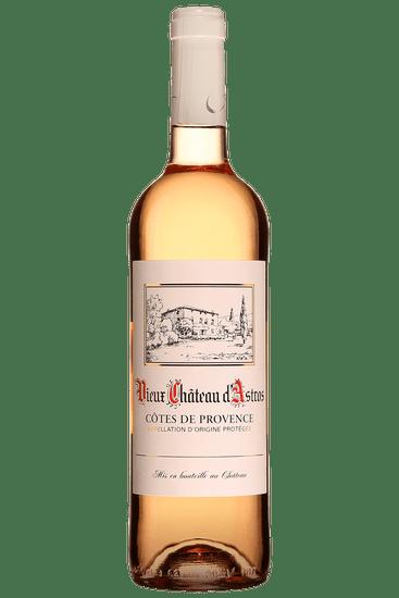 Vieux Château d'Astros 2019