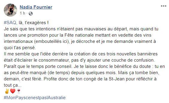 Nadia Fournier FB