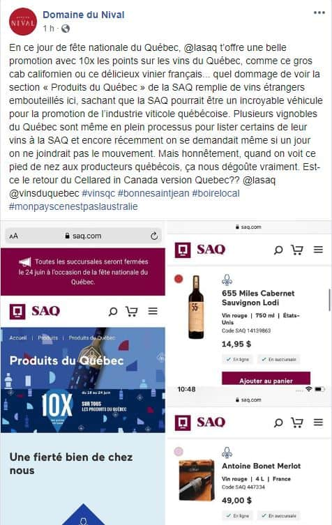 Domaine du Nival FB