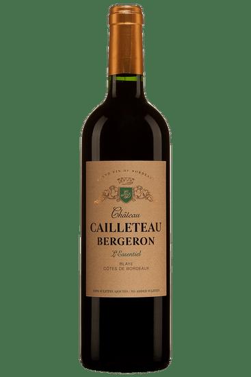 Château Cailleteau Bergeron L'Essentiel 2018