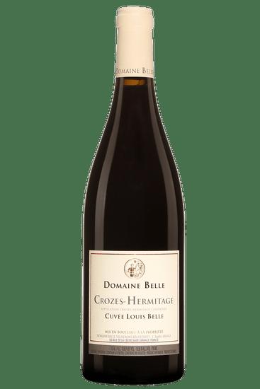 Domaine Belle Crozes-Hermitage Cuvée Louis Belle 2016