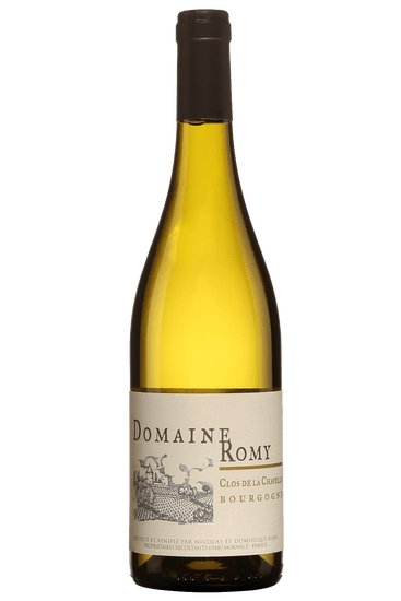 Domaine Romy Bourgogne Clos de la Chapelle 2018
