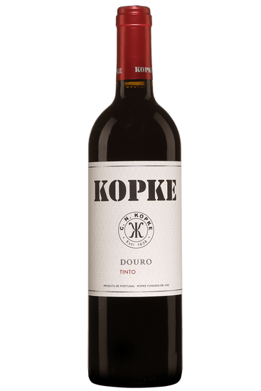 Bouteille de vin rouge Kopke Douro 2018