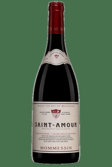Mommessin Grandes Mises Saint-Amour 2018