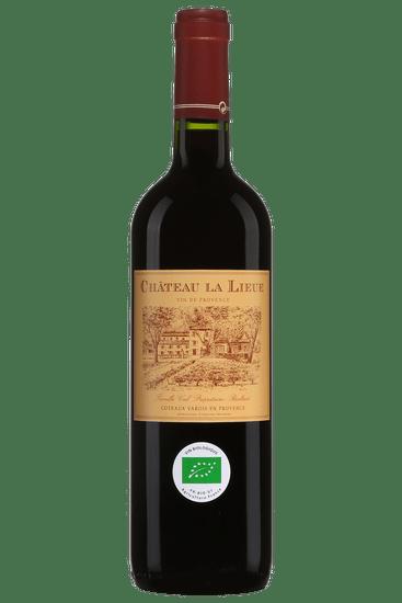 Bouteille de vin rouge Château La Lieue 2017