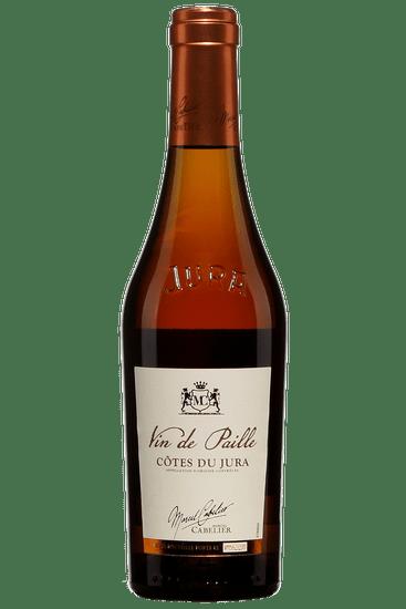 Maison du Vigneron Côtes du Jura Marcel Cabelier Vin de Paille 2015