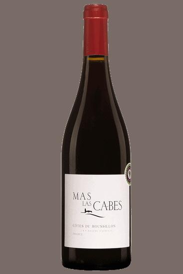 Mas Las Cabes Côtes du Roussillon 2019