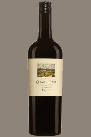 Quails' Gate Merlot Vallée de l'Okanagan 2017