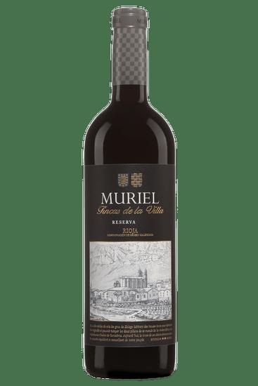 Bodegas Muriel Muriel Reserva 2015