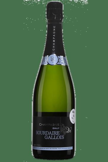 Champagne Bourdaire-Gallois Brut