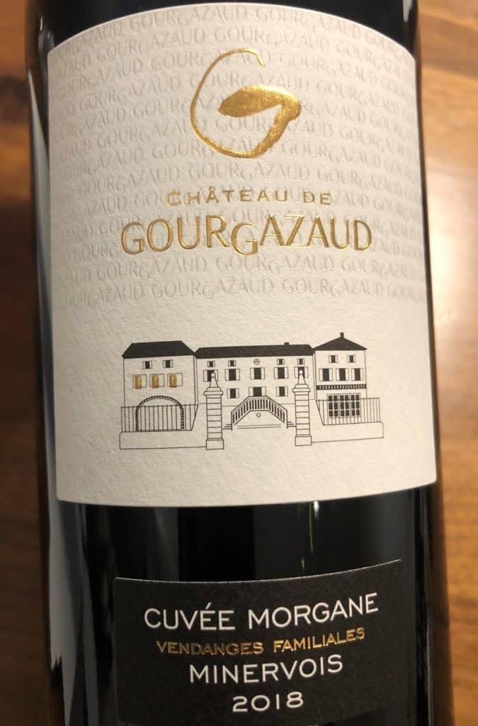 Château de Gourgazaud Cuvée Morgane Minervois - Tout sur le Vin