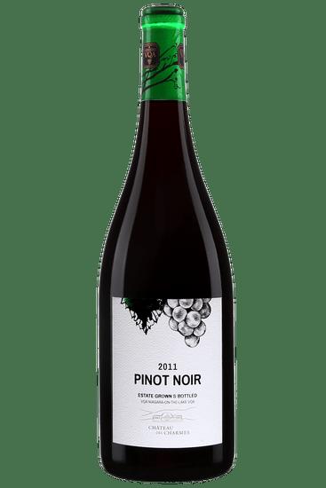 Château des Charmes Pinot Noir Cuvée Michèle Niagara-On-The-Lake 2018