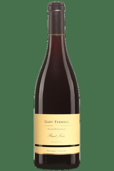 Gary Farrell Hallberg Vineyard Pinot Noir Russian River Valley 2016
