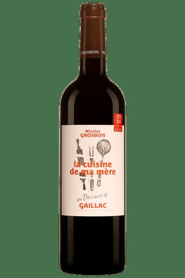 Nicolas Grosbois La Cuisine de ma Mère En vacances à Gaillac 2018
