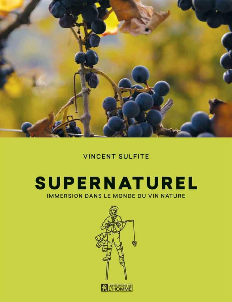 Supernaturel - Tout sur le Vin