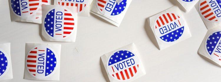 Vin pour l'élection américaine