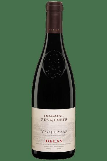 Delas Vacqueyras Domaine des Genêts 2018