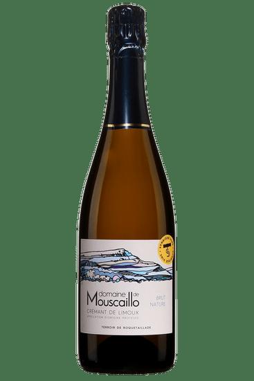 Domaine de Mouscaillo Crémant de Limoux Vin Mousseux