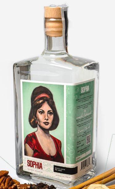 Gin Sophia Distillerie du quai