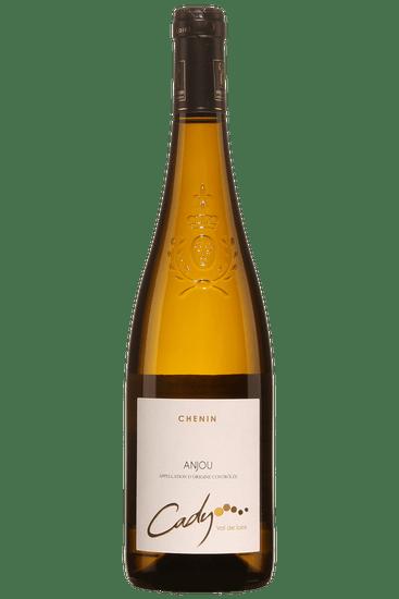 Bouteille de vin blanc de la Loire