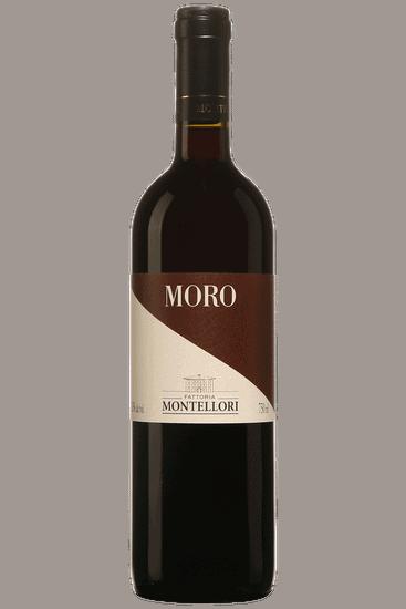 Bouteille de vin rouge Fattoria Montellori Moro 2015
