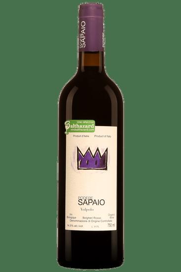 Bouteille de vin rouge Podere Sapaio Volpolo Bolgheri 2018