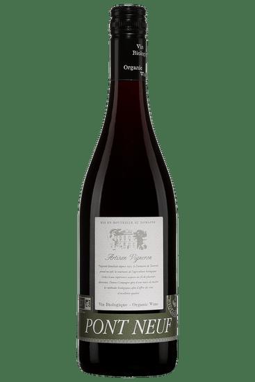 Bouteille de vin rouge Pont Neuf Gard 2019