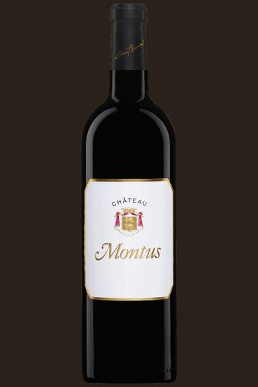 Bouteille de vin rouge Château Montus Madiran 2015