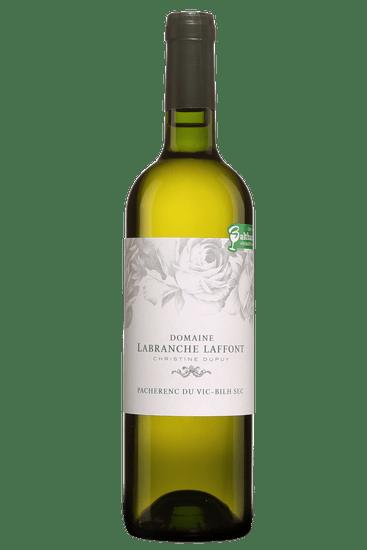 Bouteille de vin blanc Domaine Labranche-Laffont Pacherenc du Vic Bilh