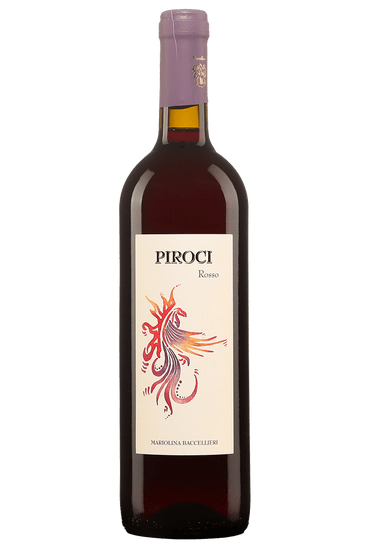 Bouteille de vin rouge Mariolina Baccellieri Piroci Calabria 2017