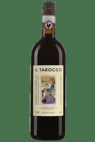 Bouteille de vin rouge Torraccia di Presura Il Tarocco Chianti Classico 2017