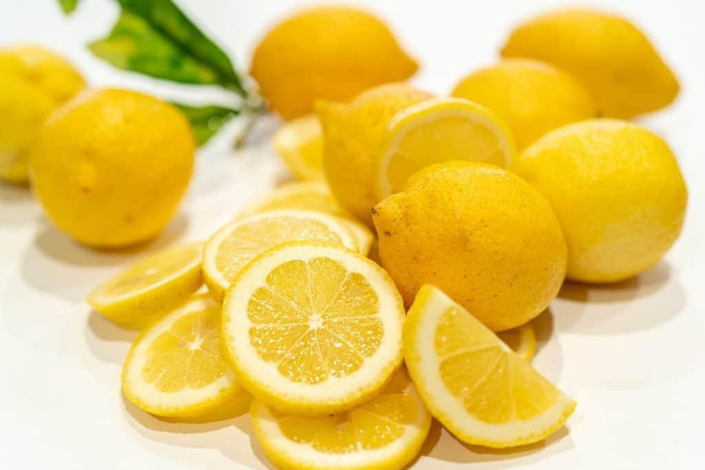 Image de citrons coupés