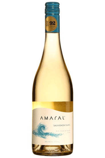 Bouteille de vin blanc Amaral Sauvignon Blanc 2019