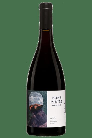Bouteille de vin rouge Aubert & Mathieu Hors Pistes Pinot Noir 2019