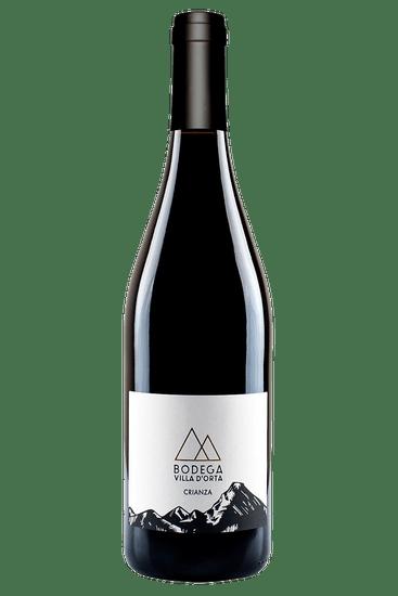 Bouteille de vin rouge Bodega Villa d'Orta Crianza 2016
