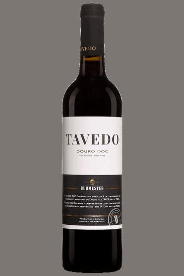 Bouteille de vin rouge Burmester Tavedo Douro 2019